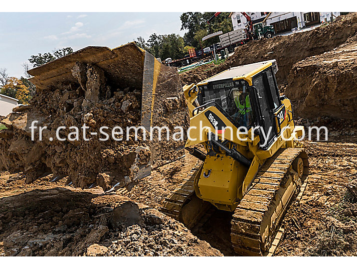 used cat 963K crawler loader