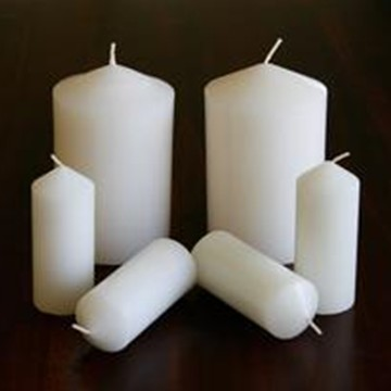 promotion decorative votive pillar candle