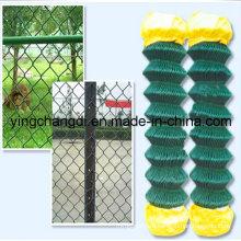 Забор высокого качества цепи / Спортивный забор / Школьный забор