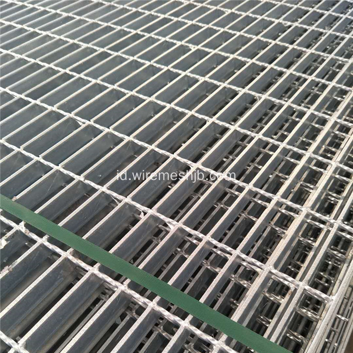 Galvanized Bar Grating Walkway