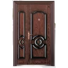 La última puerta de seguridad interior para el hogar