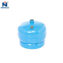 uso que acampa para el Bbq, cilindro de gas del lpg del tamaño pequeño 0.5kg, precio de fábrica