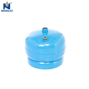 Cilindro de 0,5 kg de gpl   pequeno tanque de campismo