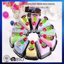 Beliebteste schöne Geburtstagsgeschenk Kuchen Handtuch für Kinder Kuchen Handtuch / Geschenk Handtuch / Gesicht Handtuch / Strand Handtuch / Handtuch;