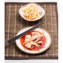 100% Melamin-Soße-Teller / quadratische Platte / Soße-Schüssel (At076-07)