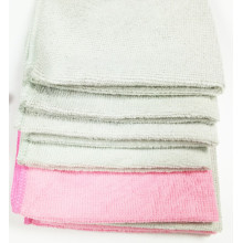 Microfiber Cleaning Towel Warp Knitted Towel