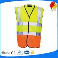 EN 471 100% polyerter pink Fluorescen safety vest