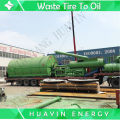 Lower Sulfer Oil 85%-95% Output Waste Engine Oil Recycling Plant Manufacturer With SGS Air Mission