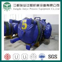 Réservoir en acier inoxydable pour système de dessalement d'eau de mer