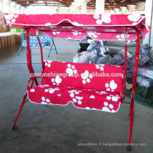 Deluxe 2 seats outdoor swing chair / Hanging chair XY-174