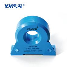 50A/50mA encapsulated hall effect sensor/ plate current sensor