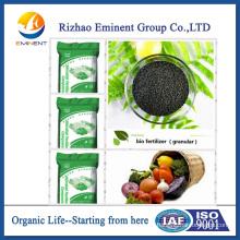 fertilizante micorbial de algas fertilizante orgánico compuesto NPK