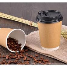 Copo de café descartable