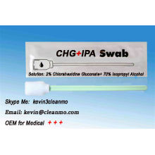 Alcohol & Chlorhexidine Swabs Stick