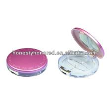 Caja de cosméticos de sombra de ojos