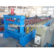 floor decking machine /steel deck machine