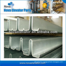 Hollow Guide Rail, Elevator Hollow Guide Rail for Panoramic Elevators