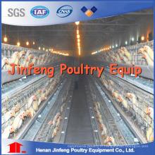 Système de galvanisation chaude / froide à cage de poulet