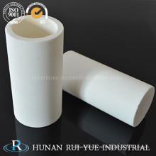 Aluminium-oxid Keramik Tube 99 % Al2O3 für hohe Feuerfestigkeit Anwendungen