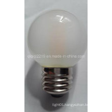 3.5W G50 COB Frosted LED Filament Bulb