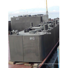 Плавучий понтон с катамараном (США-1-007)