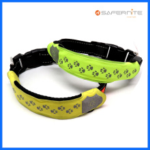 Led Blinking Safety Light For Dog Collar Band