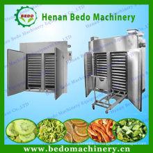 Chine vapeur électrique chauffage fruits et légumes déshydrateur machine à vendre / machine de déshydratation commerciale 008613253417552