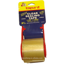 JML Adhesive Packing Tape with Dispenser