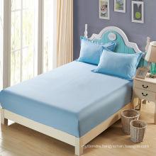 Factory Direct Wholesale 2017 New Products Plain Cotton Sheet Set