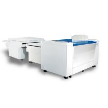Máquina de fabricação de placas digitais CTP com processador de placa