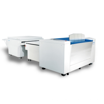 CTP Digital Plate Making Machine with Plate Processor