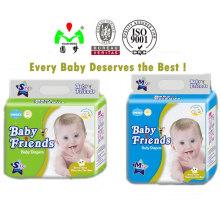 2016 Nuevo pañales para bebés de bajo precio a bajo precio