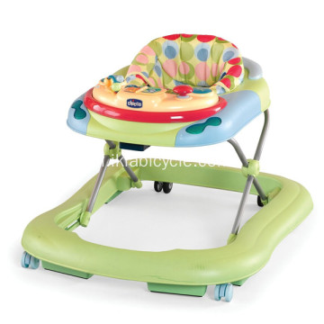 Child Toy Green Baby Girl Walkers