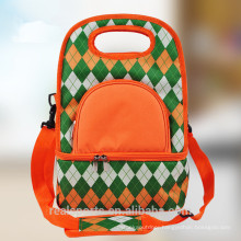 Large Wholesale Picnic Basket Backpack Fabric Picnic Basket