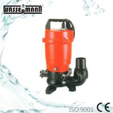 Алюминиевый корпус центробежный погружной насос для грязной воды
