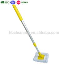 Plumero de microfibra extensible telescópico para la limpieza del hogar y la oficina