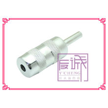 Professional stainless steel New Tattoo Grip with Tube
