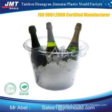 festa de molde de balde de gelo plástico fabricante balde de gelo