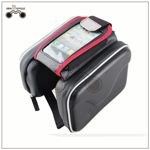 High-end bicycle bag mountain bike cell phone bag riding equipment