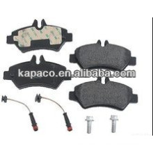 Remsa Brake pad 1246.00 for DODGE/MERCEDES BENZ