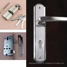 Bloquea la cerradura y la llave al por mayor del proveedor de China, cerraduras del hardware del dispositivo de la casa entera