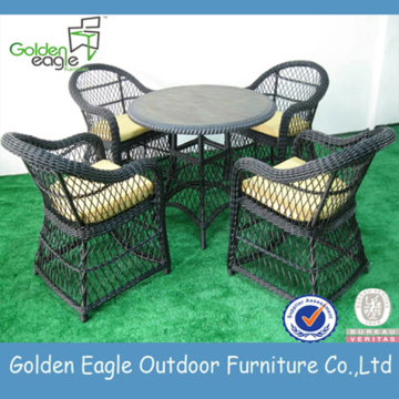 Flower pots rattan for garden Weather Resistant