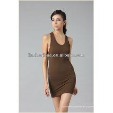 2014 Art und Weiseentwurfs nahtloses Kleid, neue Artqualitätsstreifenfrauen kleiden an