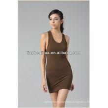 2014 fashion design seamless dress,new style high quality strip women dress