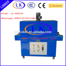 Heat shrink wrap packing machine for PVC POF shrink film
