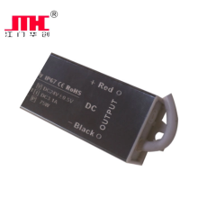 Constant current LED switch driver