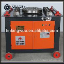 Máquina dobladora de barra de acero de la fábrica con el mejor precio