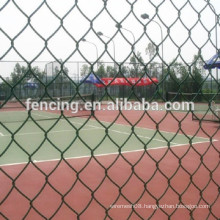 basketball ground chain link fence (manufacture)