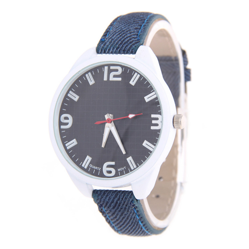 Fashion Movement Quartz Leather Fashion Watch