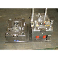 Plastic Injection Mould for Electronic Parts with Hot / Cold Runner